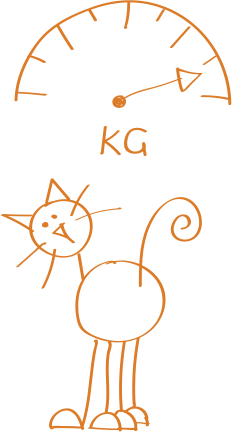pet's weight
